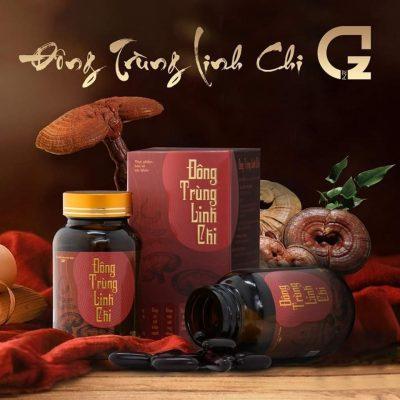 Viên uống Đông Trùng Linh Chi