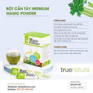 Bột cần tây Herbslim - Magic Powder