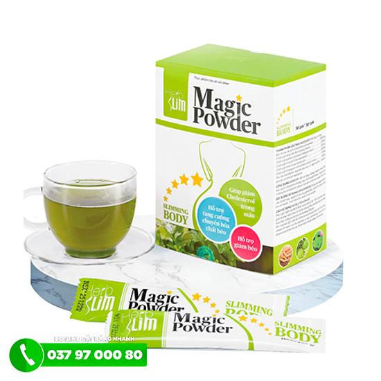 Bột cần tây Herbslim - Magic Powder 2
