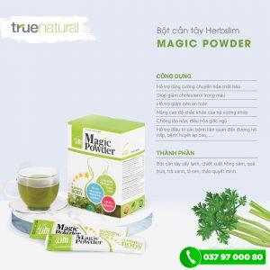 Bột cần tây Herbslim - Magic Powder 3