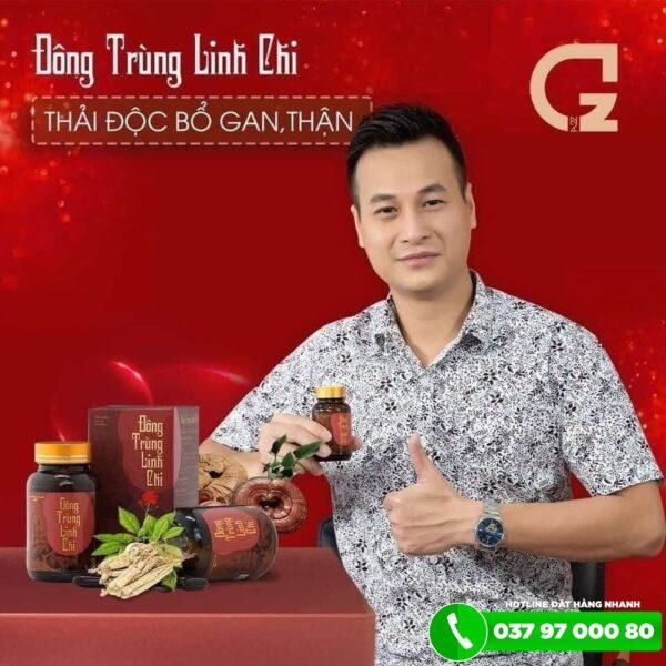 Viên uống Đông Trùng Linh Chi 4