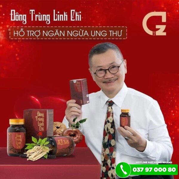 Viên uống Đông Trùng Linh Chi 5