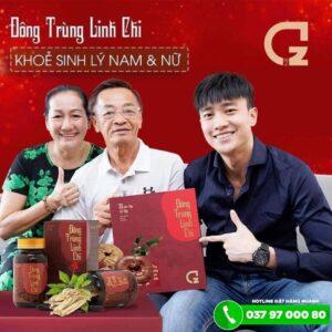Viên uống Đông Trùng Linh Chi 6