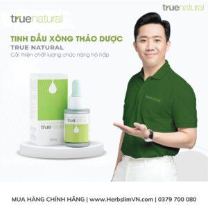 tinh dầu xông thảo dược true natural 5